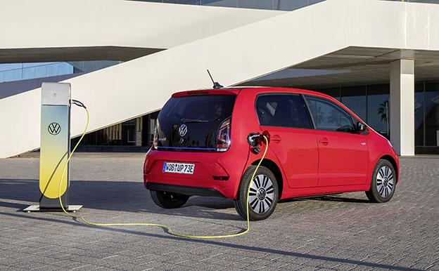 Volkswagen VW e-up! Elektroauto Kleinstwagen
