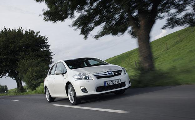 Toyota Auris Hybrid 1. Generation Hybridauto