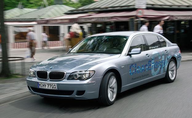 BMW Hydrogen 7 Wasserstoffauto