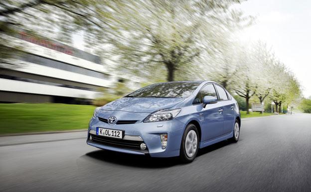 Toyota Prius Plug-In-Hybrid Plug-In-Hybridauto