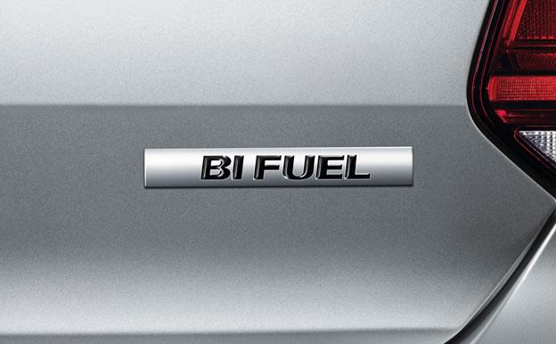 Volkswagen VW Bifuel Modelle Autogas LPG