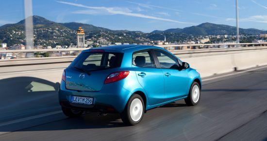 Mazda2: ab 2012 mit Elektroantrieb in Japan