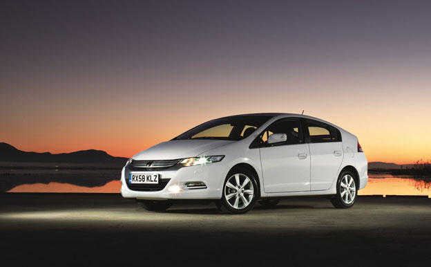 Honda Insight Hybridauto Hybridantrieb