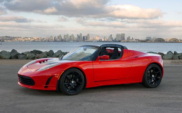 Tesla Roadster 2.5 Elektroauto