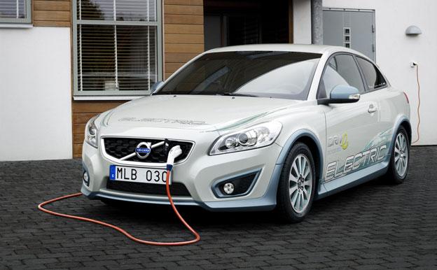 Volvo C30 Electric Elektroauto