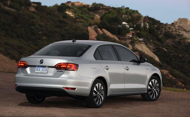 Volkswagen VW Jetta Hybrid Hybridauto