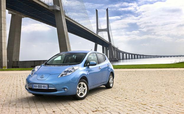 Nissan Leaf ZE0 Elektroauto