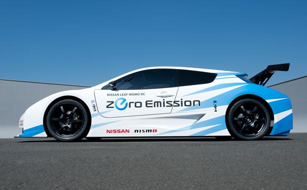 Nissan Leaf Nismo RC Elektro-Sportwagen