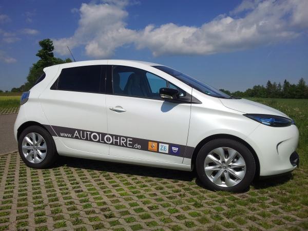 Renault ZOE: Über Geschmack lässt es sich streiten, die Französin gefällt aber