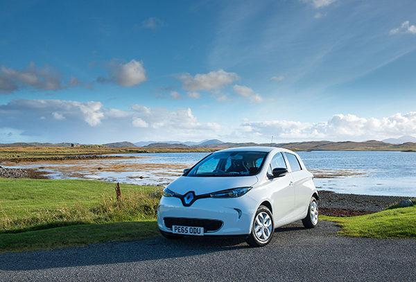Renault ZOE: Das batteriebetriebene Elektroauto des französischen Herstellers gehört in Deutschland zu den beliebtesten Autos mit alternativen Antrieben (Quelle Foto: Renault)