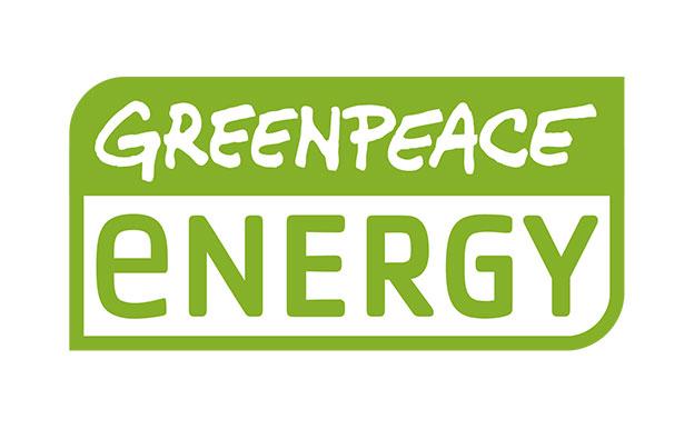 Greenpeace Energy Ökostrom Ökostromanbieter Logo