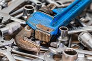 Titelbild Werkzeug Reparatur Garantie