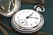 Titelbild Zeit Uhr