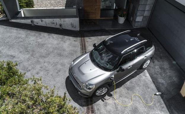 Mini Countryman PHEV Plug-In-Hybridauto