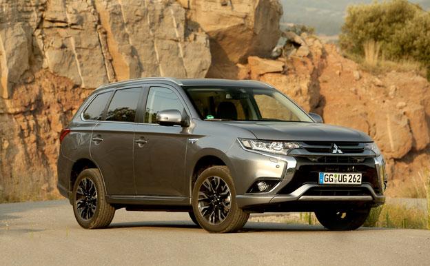Mitsubishi Outlander PHEV Plug-In-Hybridauto