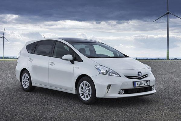 Toyota Prius+ Hybridauto