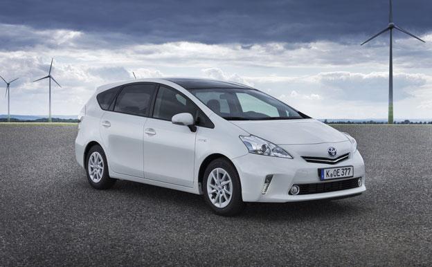 Toyota Prius Plus Hybridauto Vollhybrid