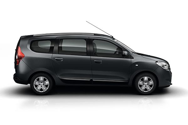 Dacia Lodgy SCe 100 LPG Autogas Flüssiggas