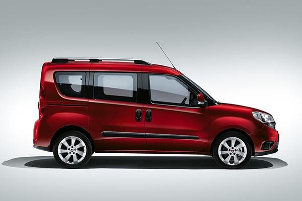 Fiat Doblo 1.4 16V T-Jet Natural Power Erdgas CNG
