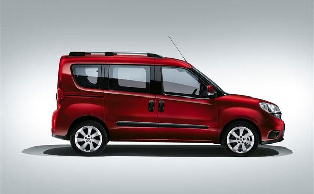 Fiat Doblo CNG Erdgas