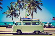 Titelbild Bus Urlaub