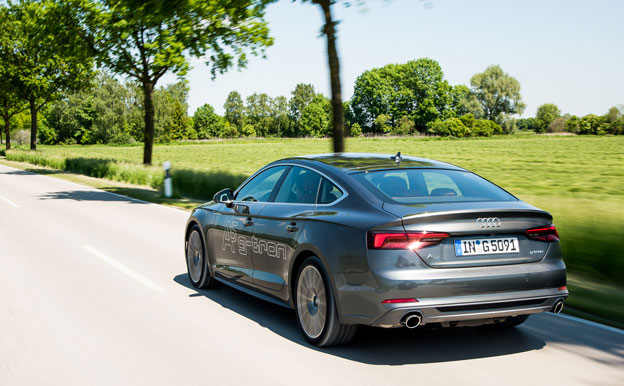 Audi A5 g-tron Erdgas CNG