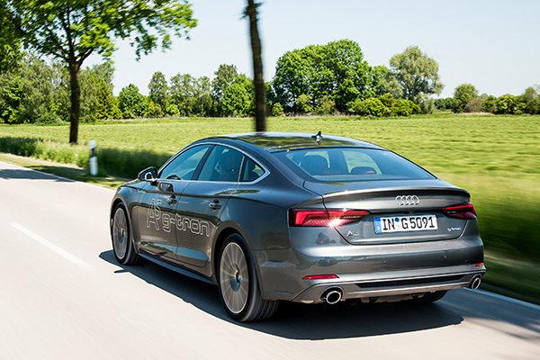 Audi A5 Sportback g-tron Erdgas CNG