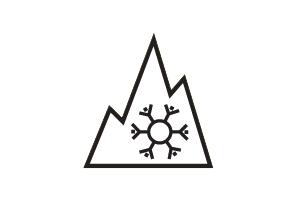 Alpinsymbol Winterreifen Kennzeichnung
