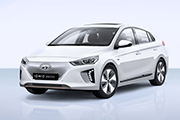 Hyundai IONIQ Elektro Elektroauto Titelbild