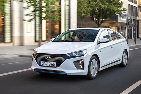 Hyundai IONIQ Plug-in-Hybrid Hybridauto