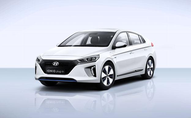 Hyundai Ioniq Plug-In-Hybrid PHEV Plug-In-Hybridauto
