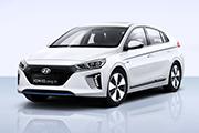 Hyundai IONIQ Plug-in-Hybrid Hybridauto Titelbild