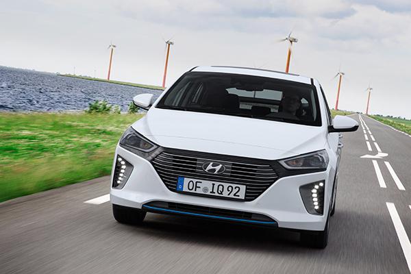 Hyundai IONIQ Hybrid Hybridauto