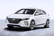 Hyundai IONIQ Hybrid Hybridauto Titelbild