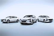 Hyundai IONIQ Modelle Vergleich Unterschiede