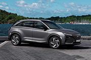 Hyundai Nexo Brennstoffzellenauto