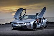 Titelbild BMW i8 Coupe Plug-In-Hybridauto