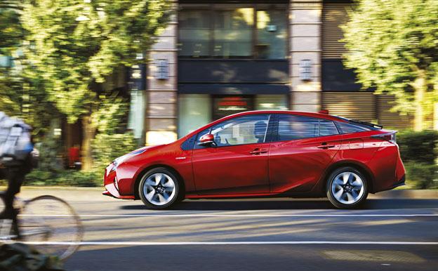 Toyota Prius Hybrid Hybridauto Hybridantrieb