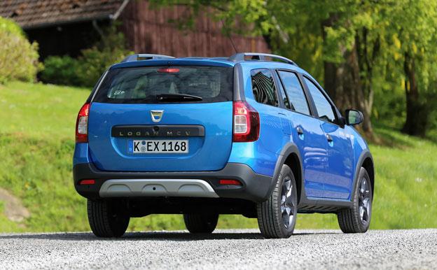 Dacia Logan MCV LPG Autogas Flüssiggas ab Werk