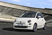Fiat 500 Autogas LPG