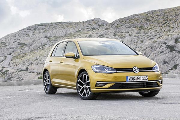 VW Golf TGI Erdgas CNG
