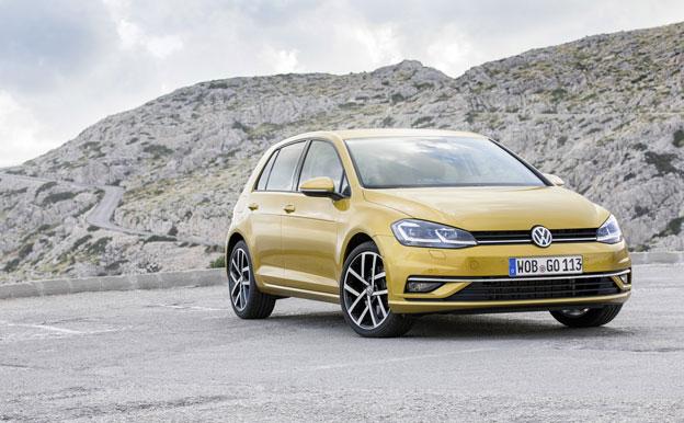 Volkswagen VW Golf TGI CNG Erdgas ab Werk