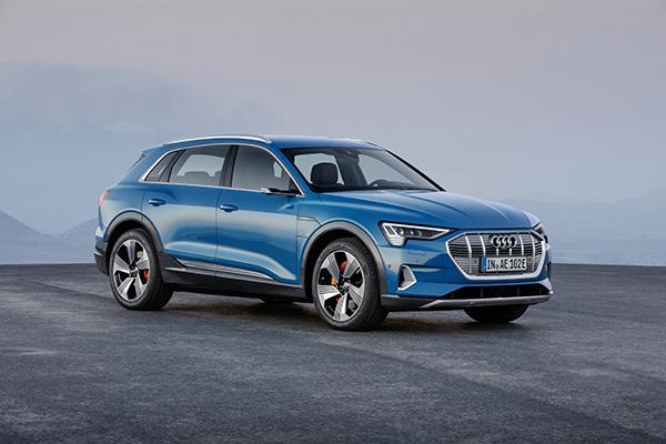 Audi e-tron Elektroauto