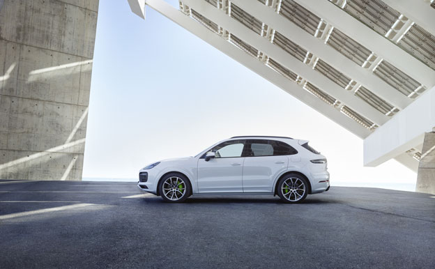 Porsche Cayenne e-Hybrid Plug-In-Hybridauto PHEV