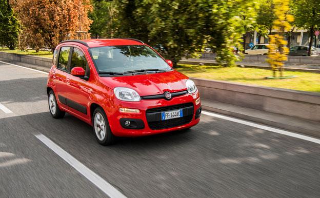 Fiat Panda LPG Autogas Flüssiggas