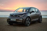 BMW i3 (120 Ah) Elektroauto Titelbild