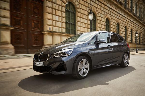 BMW 225xe Plug-In-Hybridauto