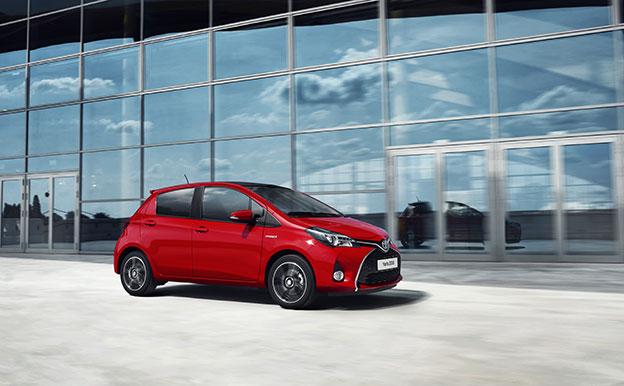 Toyota Yaris Hybrid Hybridauto Hybridantrieb
