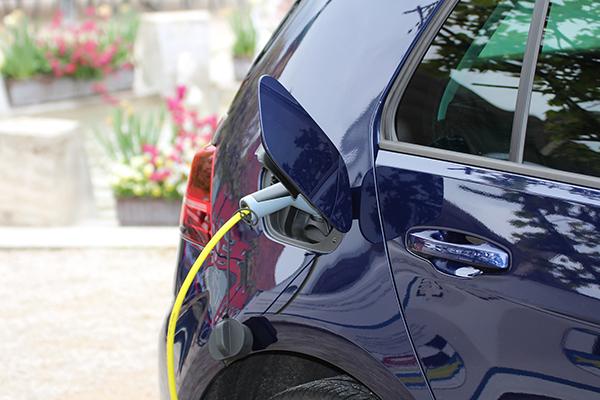 Elektroauto Laden Aufladen