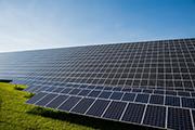 Titelbild Solaranlage Sonnenenergie